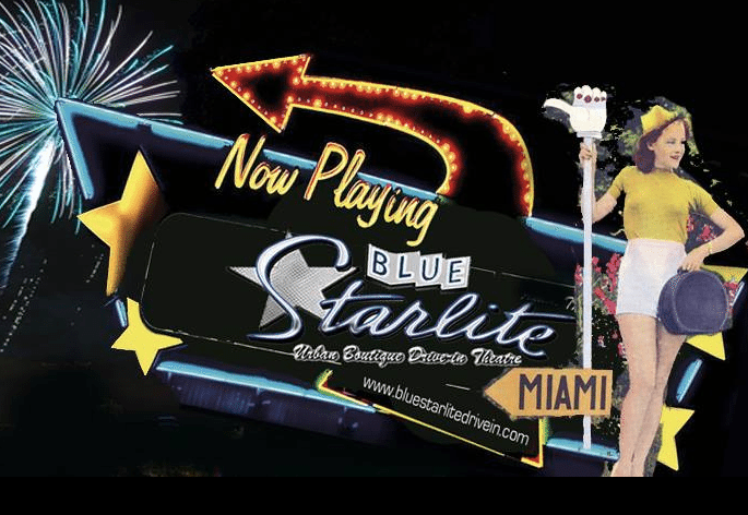 Photo courtesy of Blue Starlite Miami