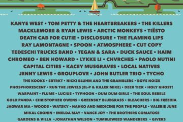 Outside Lands 2014 Line Up