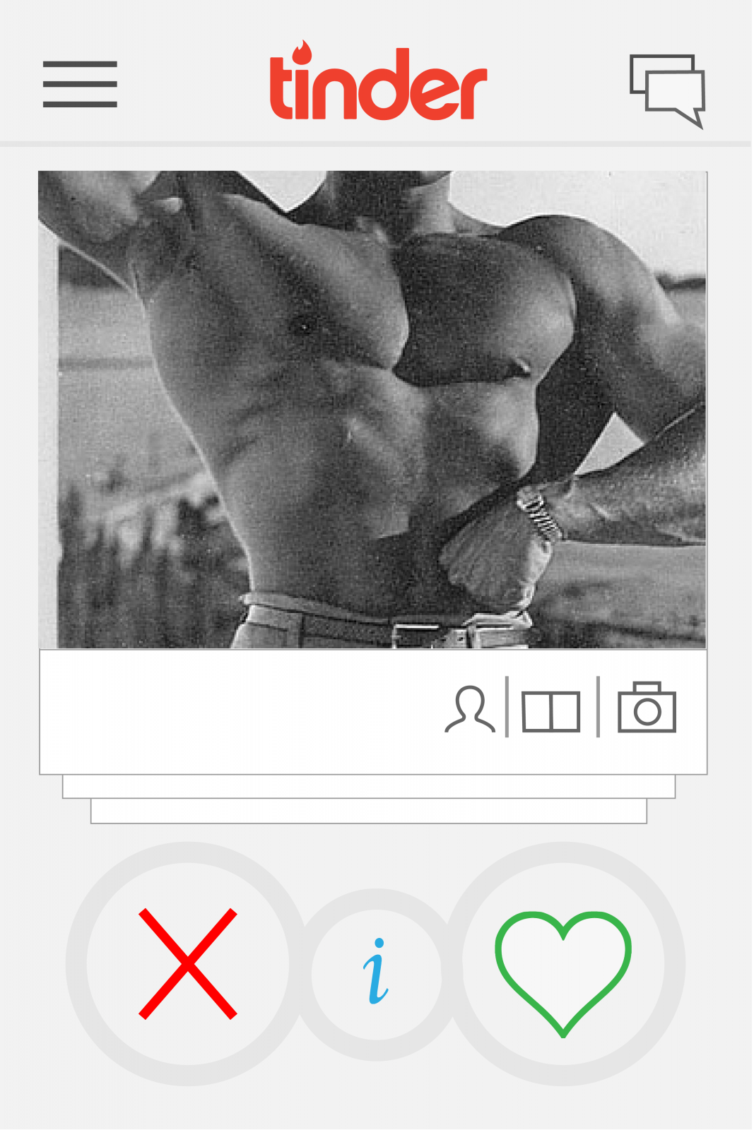 Guy On Tinder Wants To Meet
