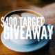 400 giveaway