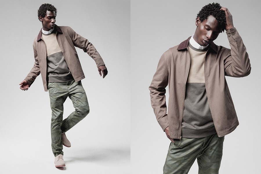 five four club a/w 2016 collection theurbanrealist