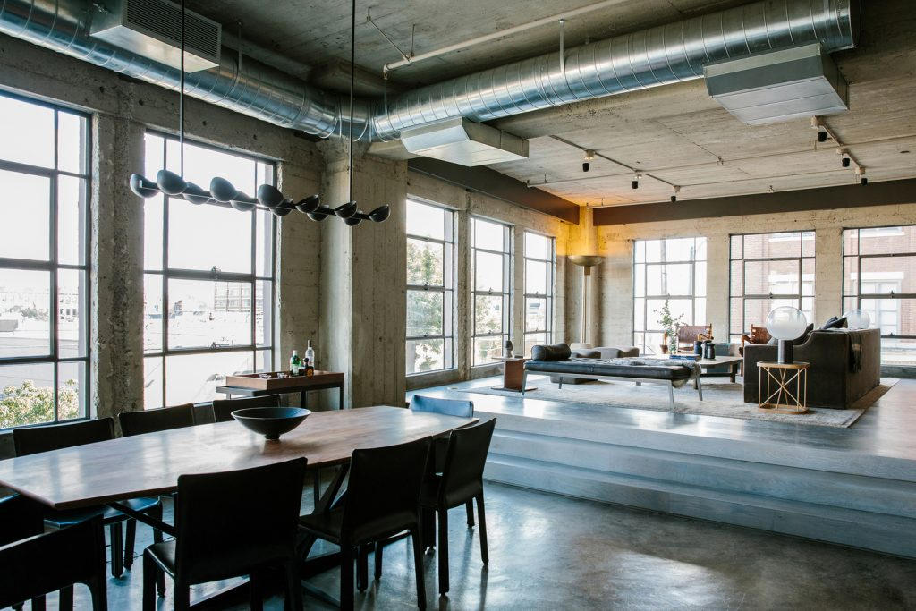 Ur aesthetic this dtla loft is the definition of - Salon art definition ...