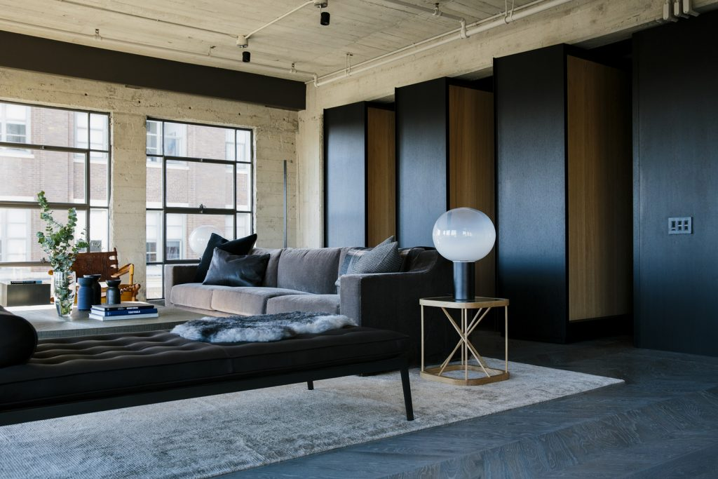 UR AESTHETIC: This DTLA Loft Is The Definition Of