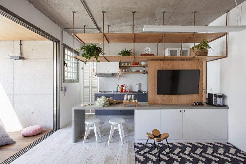 This Brazil Apartment Will Leave You Green with Envy