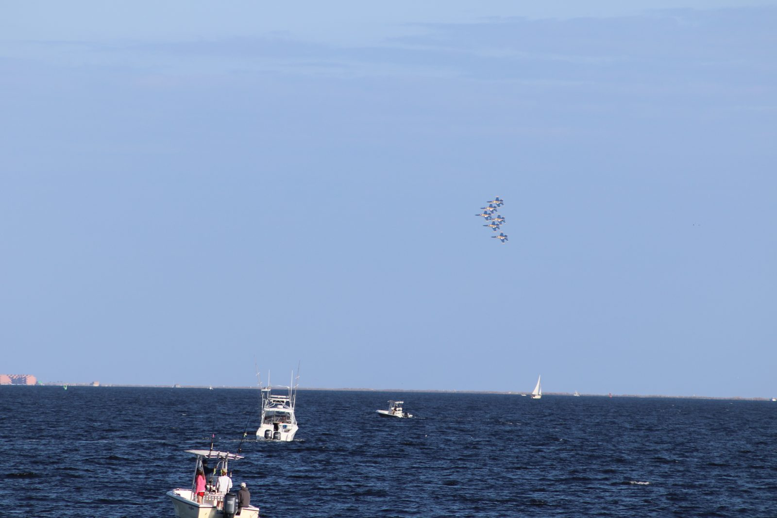blue angels from pensacola