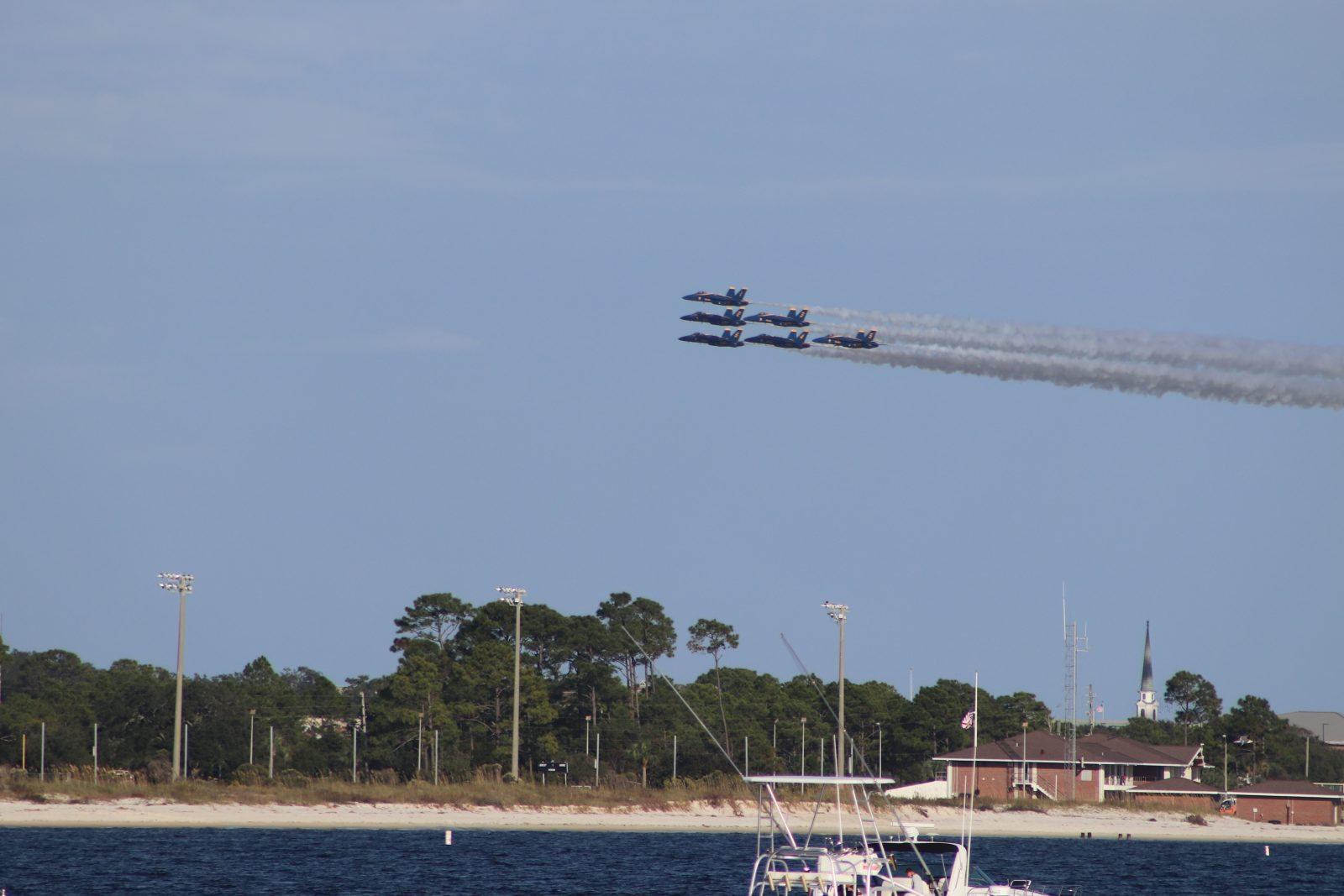 pensacola based blue angels