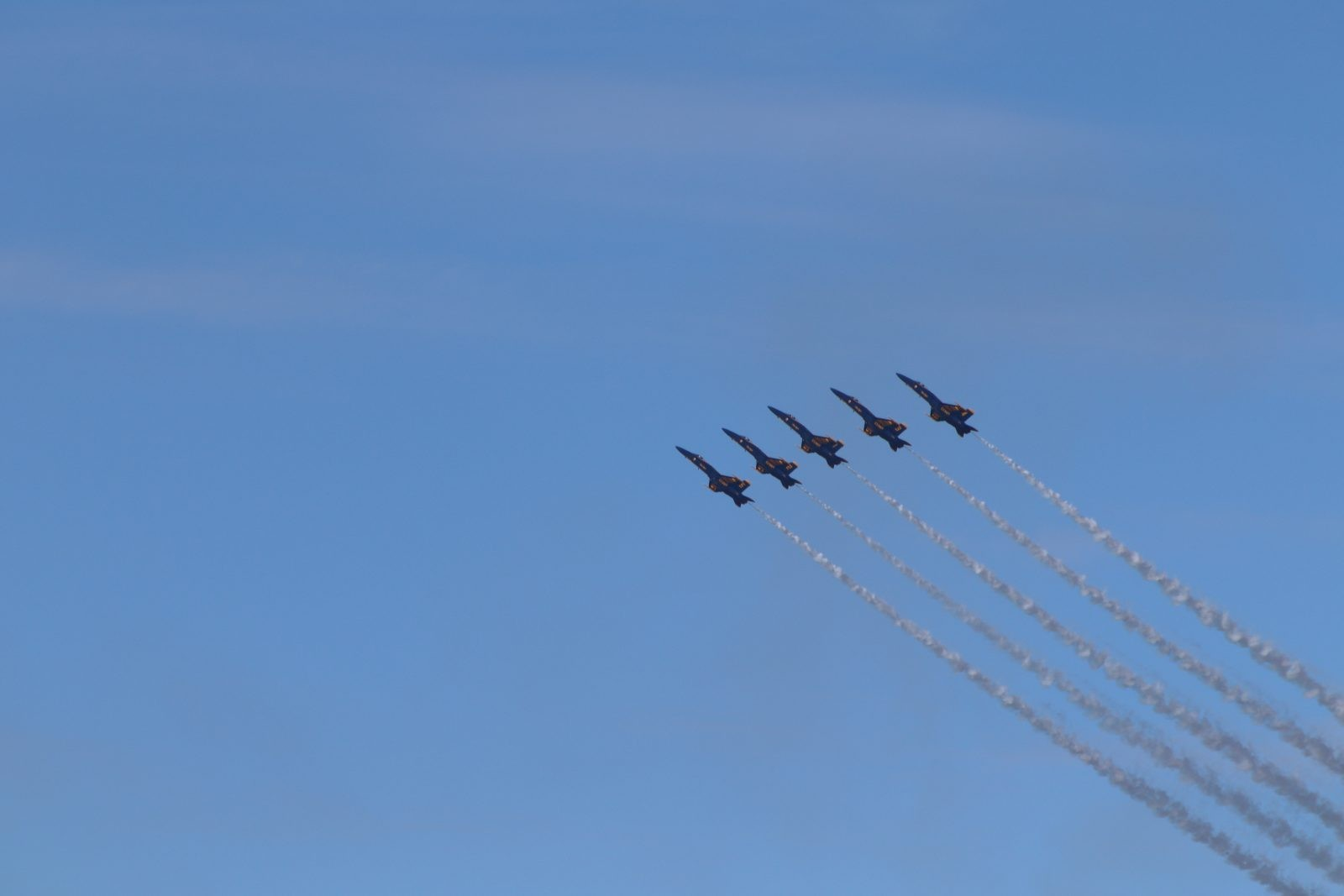 blue angels show