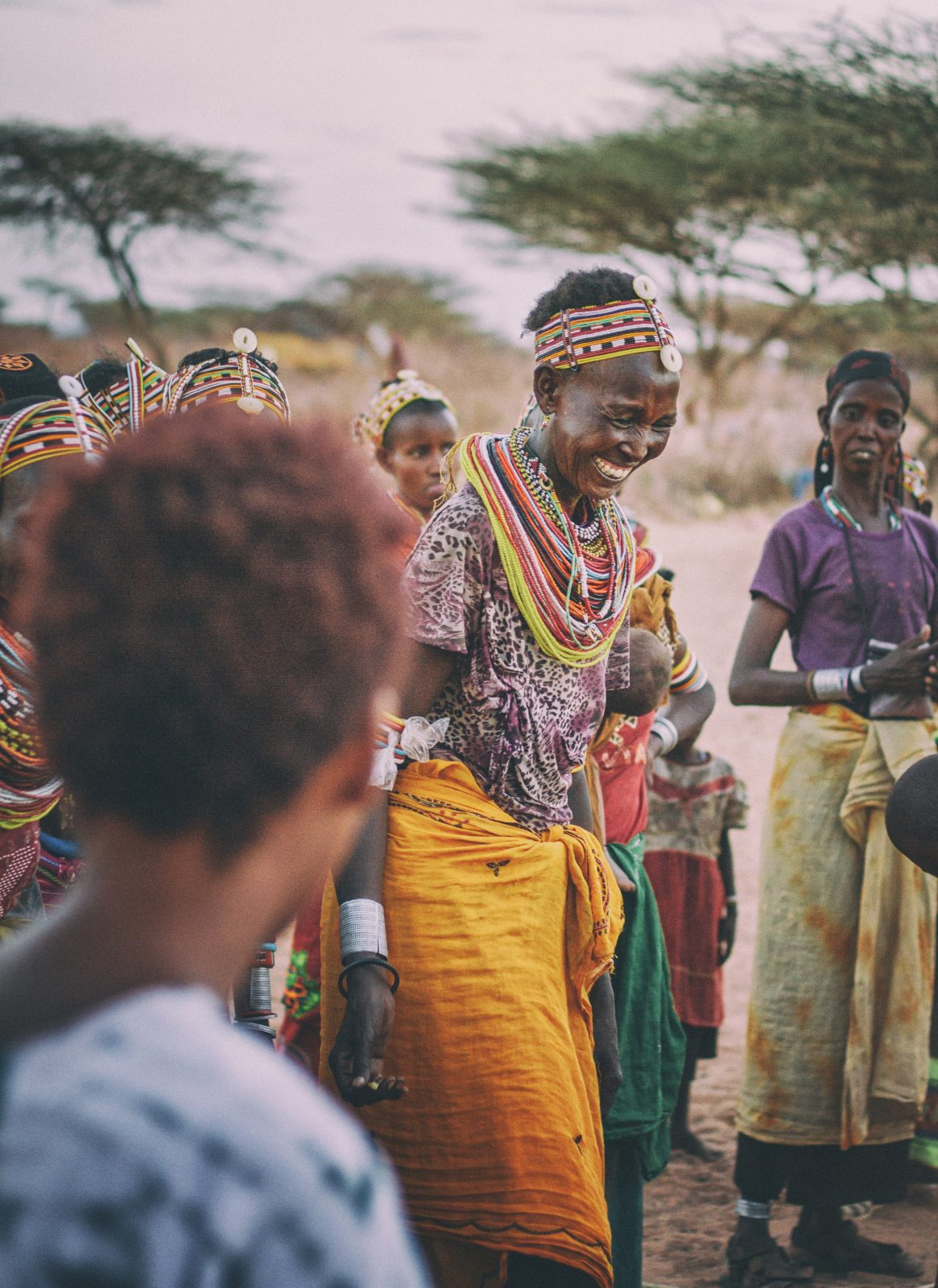 African style and dress