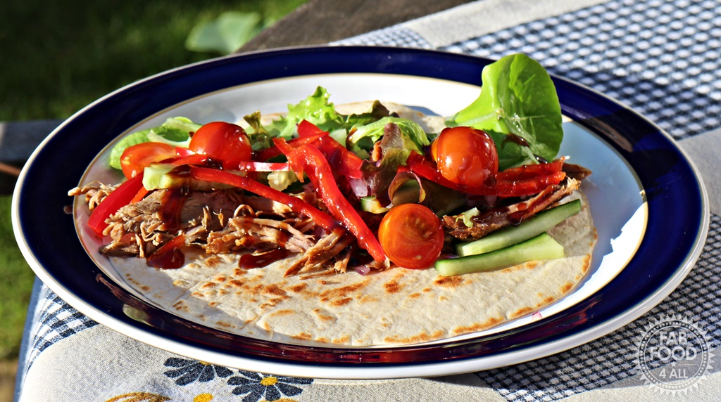 quick and easy pulled pork recipe